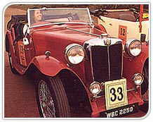 Jaipur Vintage Car Rally